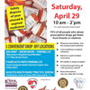 Drug Take Back Day spring 2017