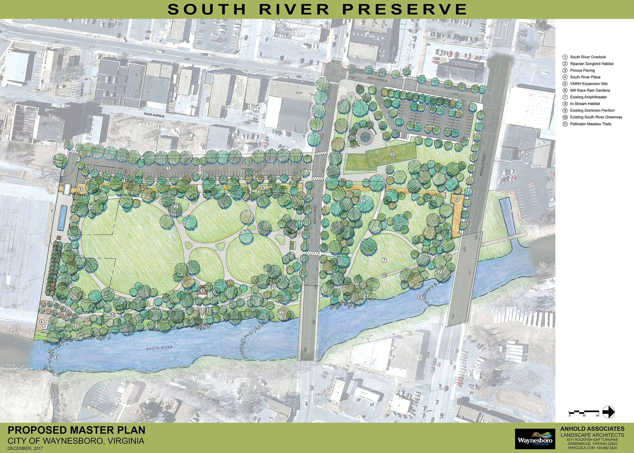 South River Preserve Conceptual Design