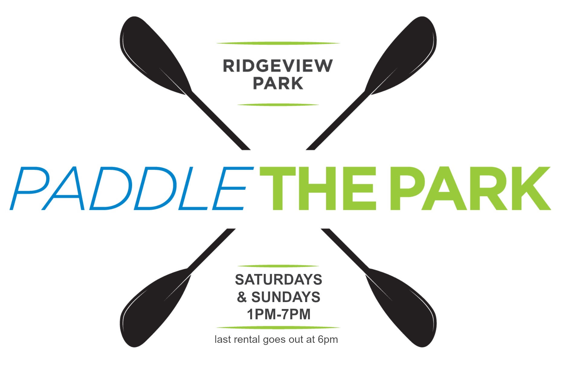 2018 Paddle the Park