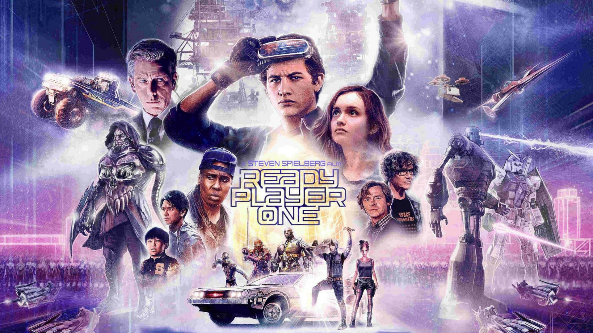 Ready Player One Movie Image