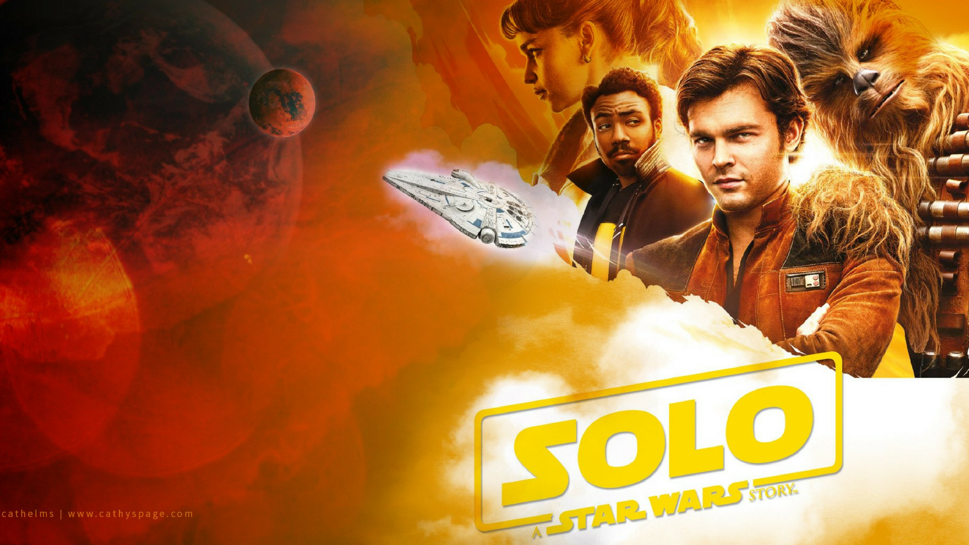 Solo a star wars movie