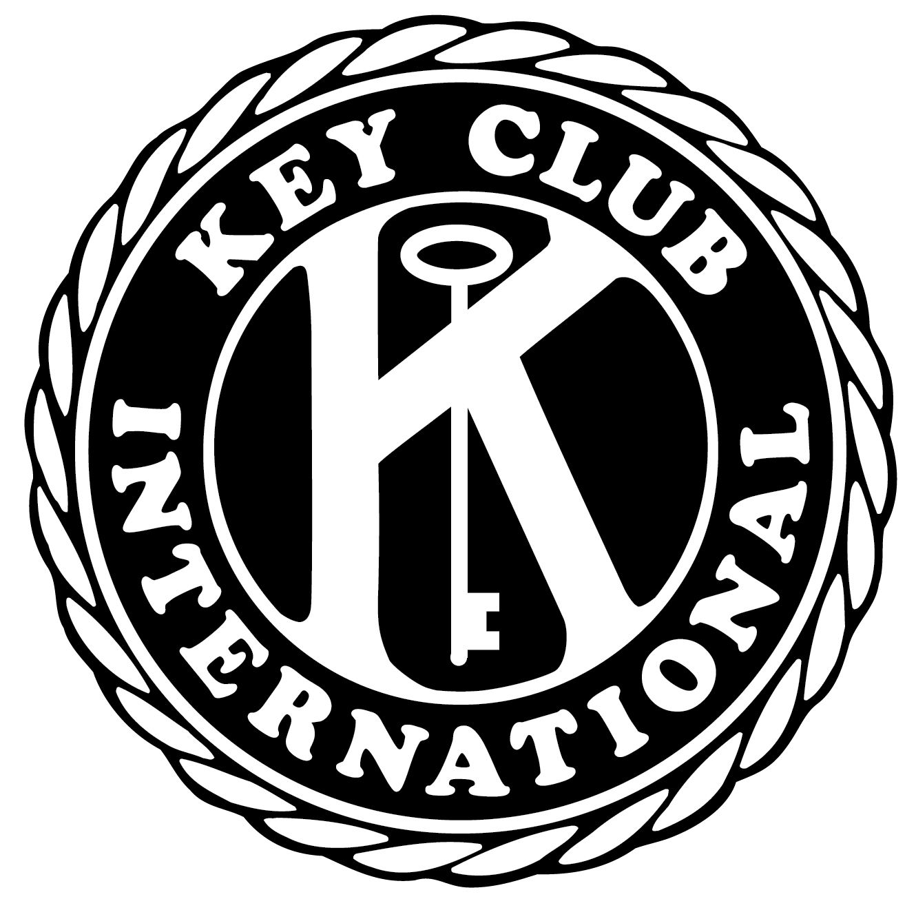 KEY-CLUB-SEAL-BW