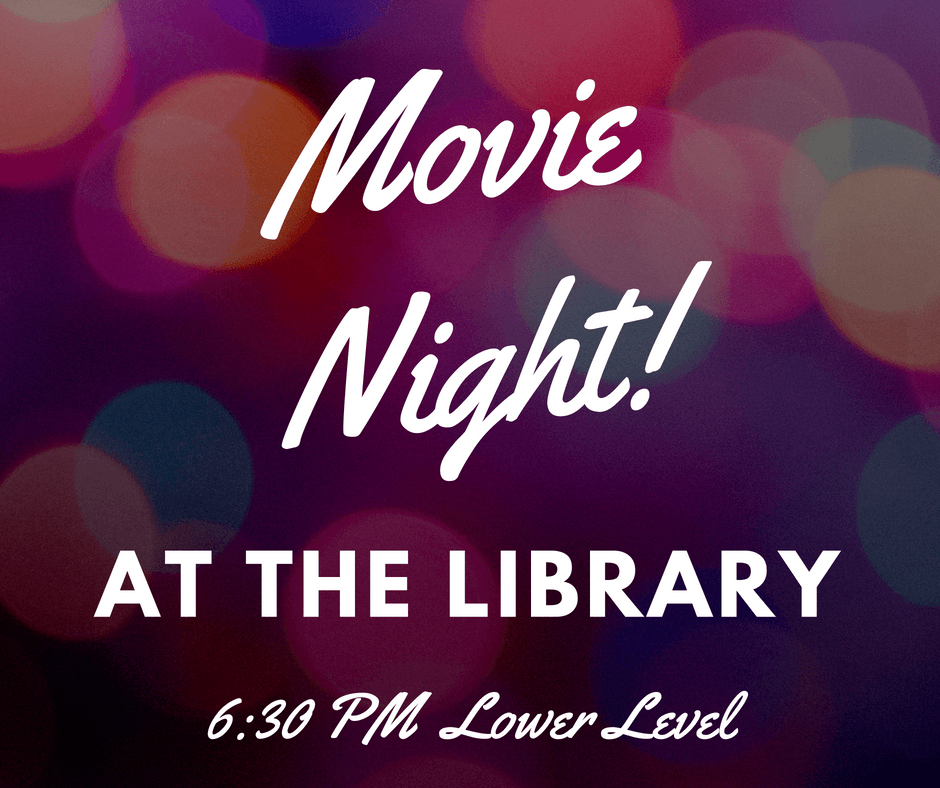Movie Night At the Library image