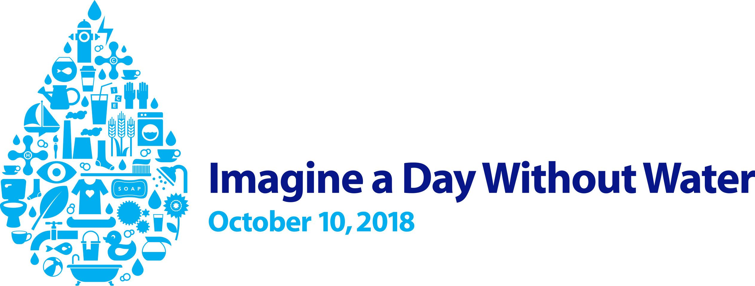 Imagine A Day Without Water 2018