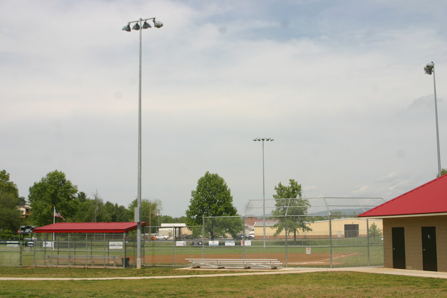 North Park Ball Field